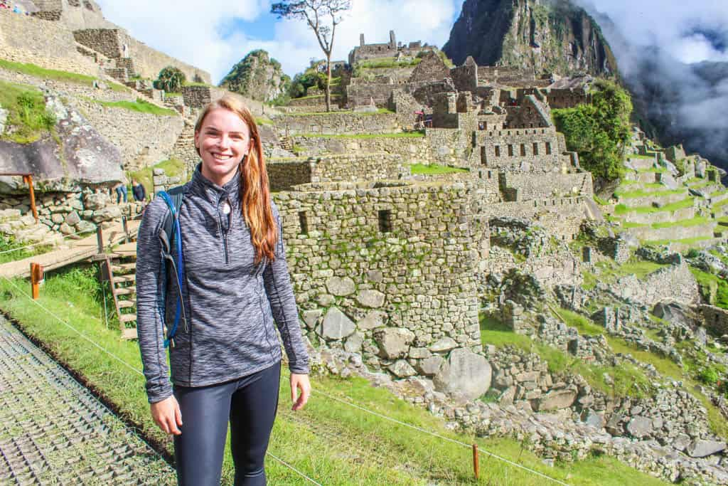 Machu Picchu Packing List