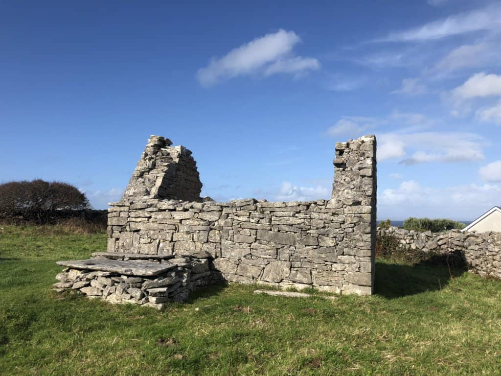 ancient church, cill ghobnait