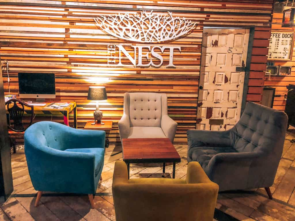 Nest Boutique Hostel in Galway
