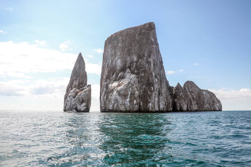 Kicker Rock San Cristobal Galapagos Islands