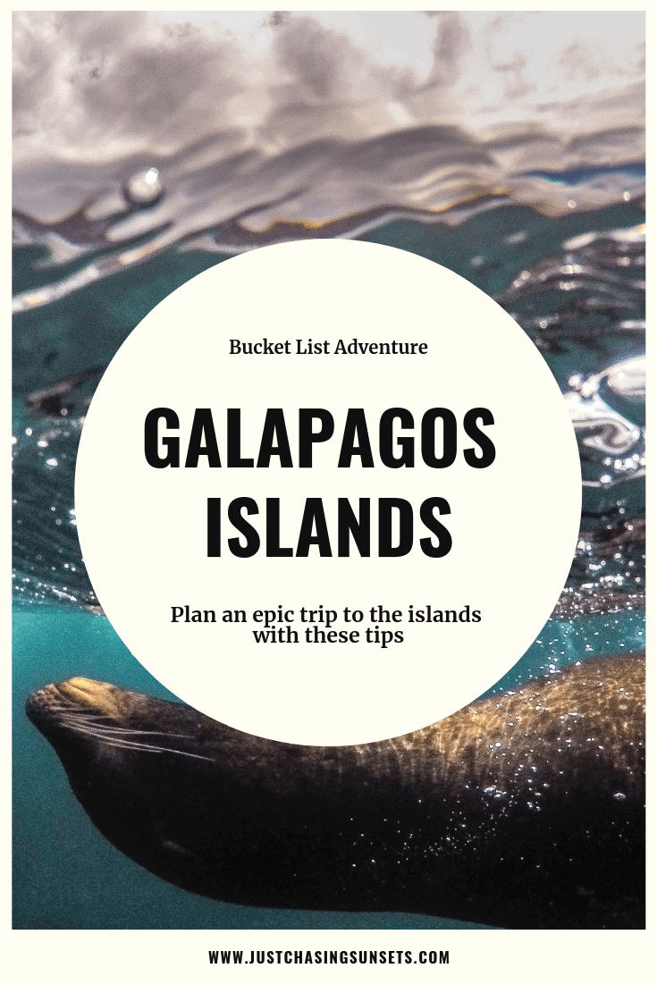 Planning a trip to the Galapagos Islands