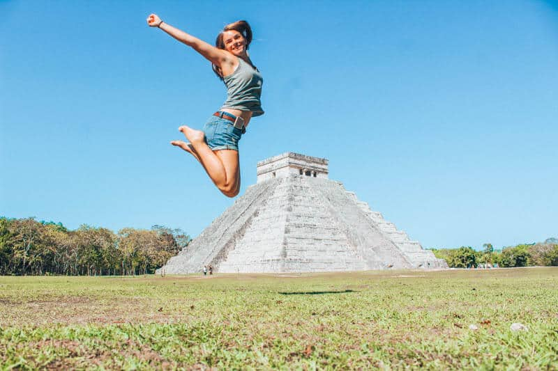 Visit Chichen Itza in Mexico