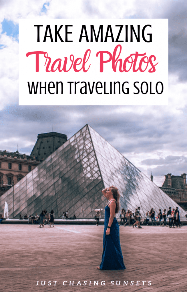 Solo Travel Photography Tips