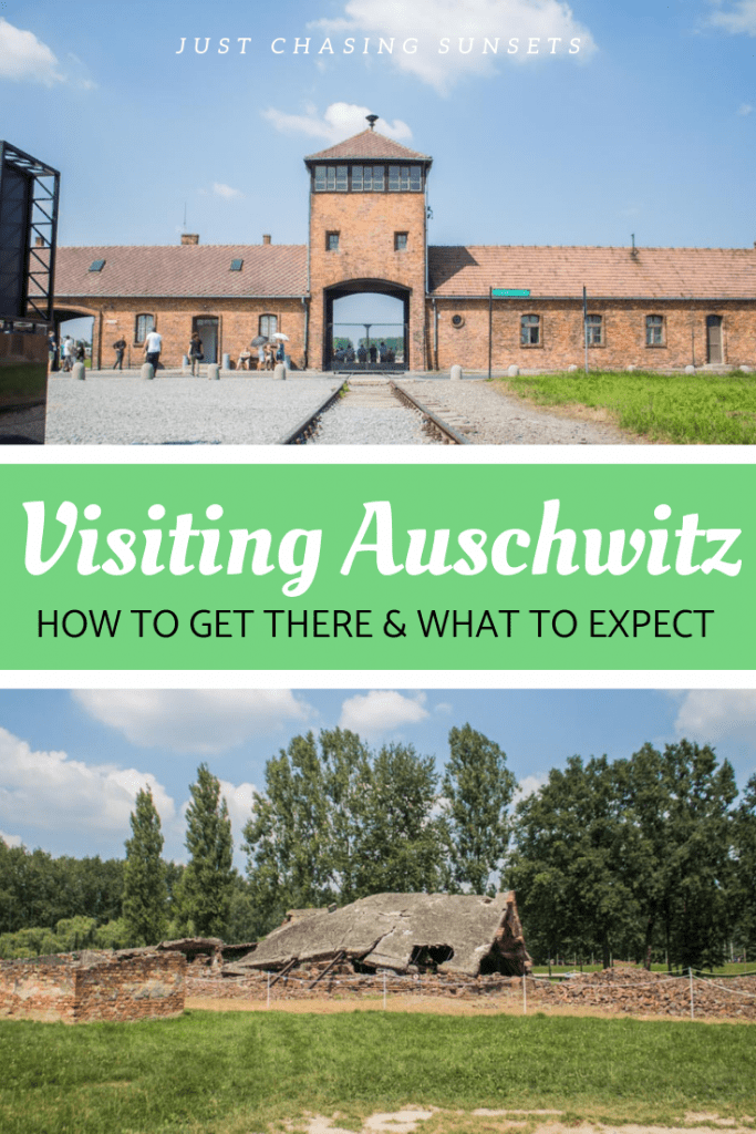 Visiting Auschwitz how to get there and what to expect