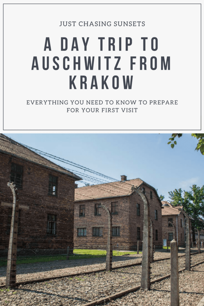 Day trip to Auschwitz from Krakow