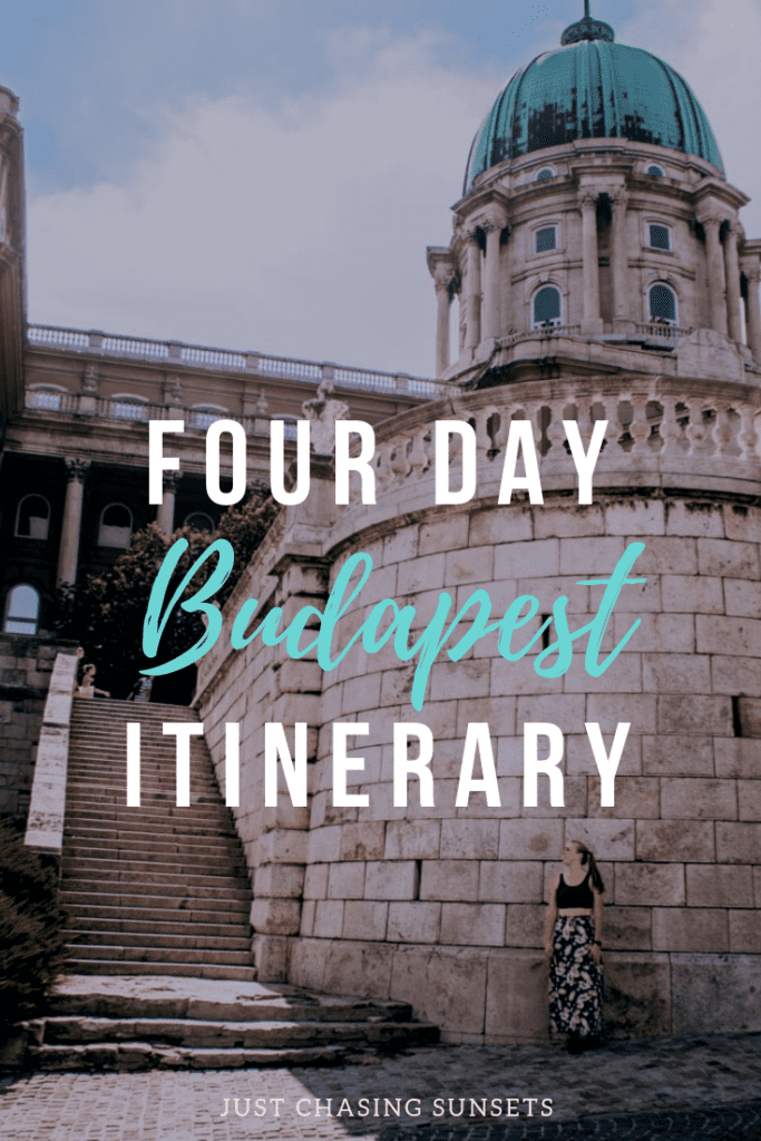 Four day Budapest Itinerary
