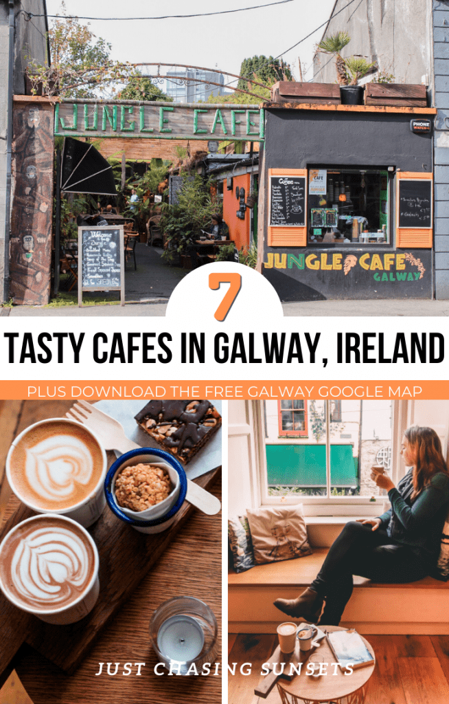 7 tasty cafes in Galway