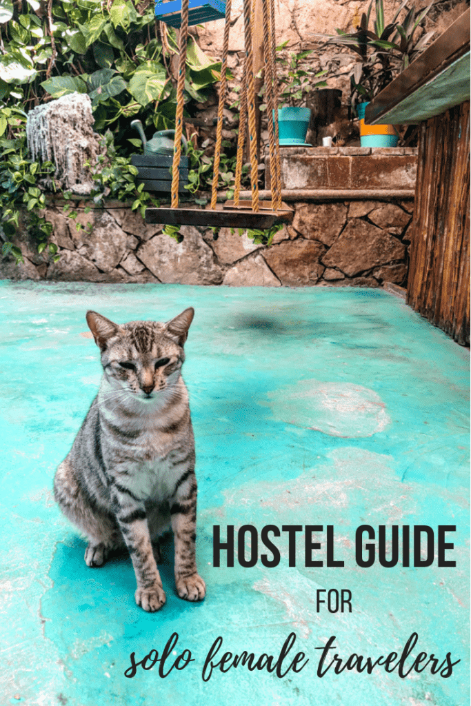 Pin Image Guide to Hostels