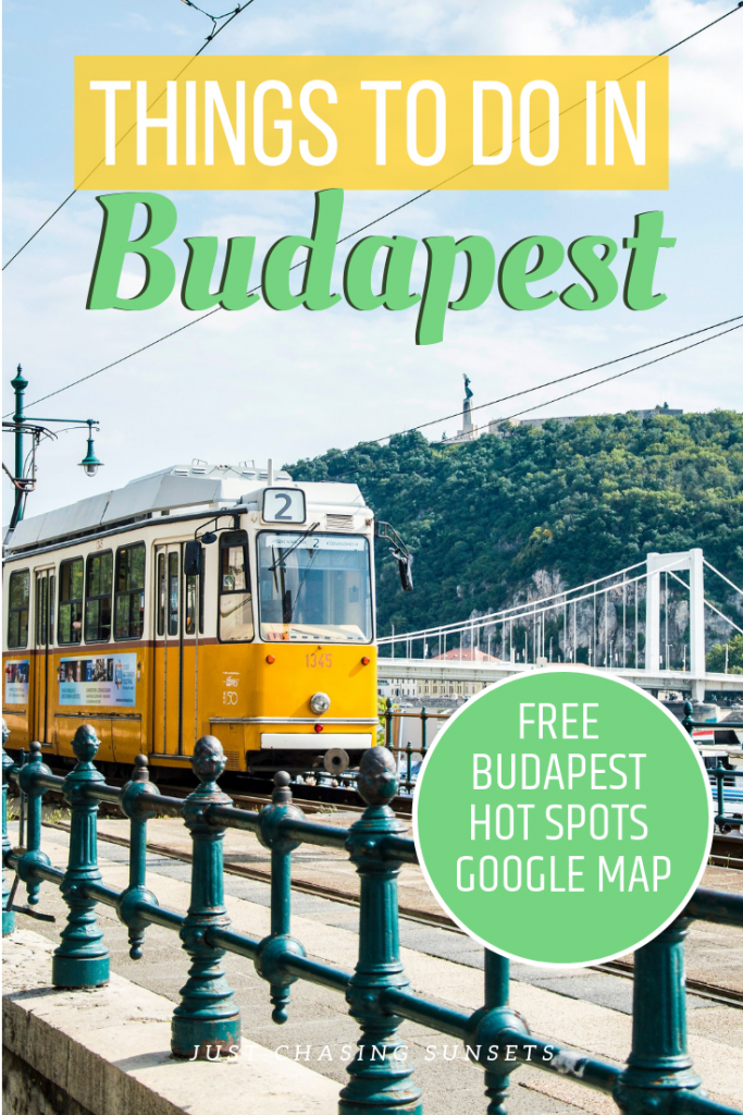 This four day itinerary gives you best things to do in Budapest, Hungary!