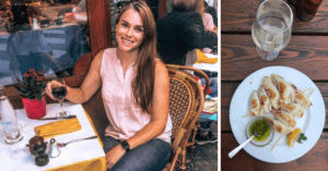 tips for eating alone while traveling