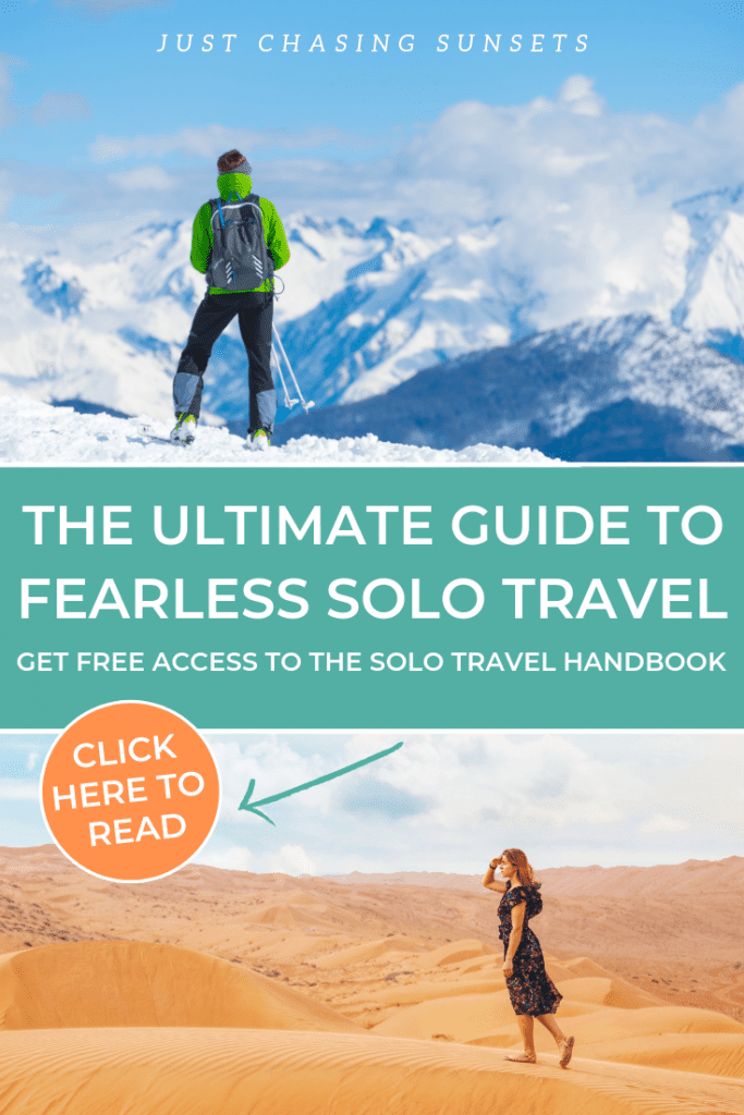 Ultimate Guide to Fearless Solo Travel