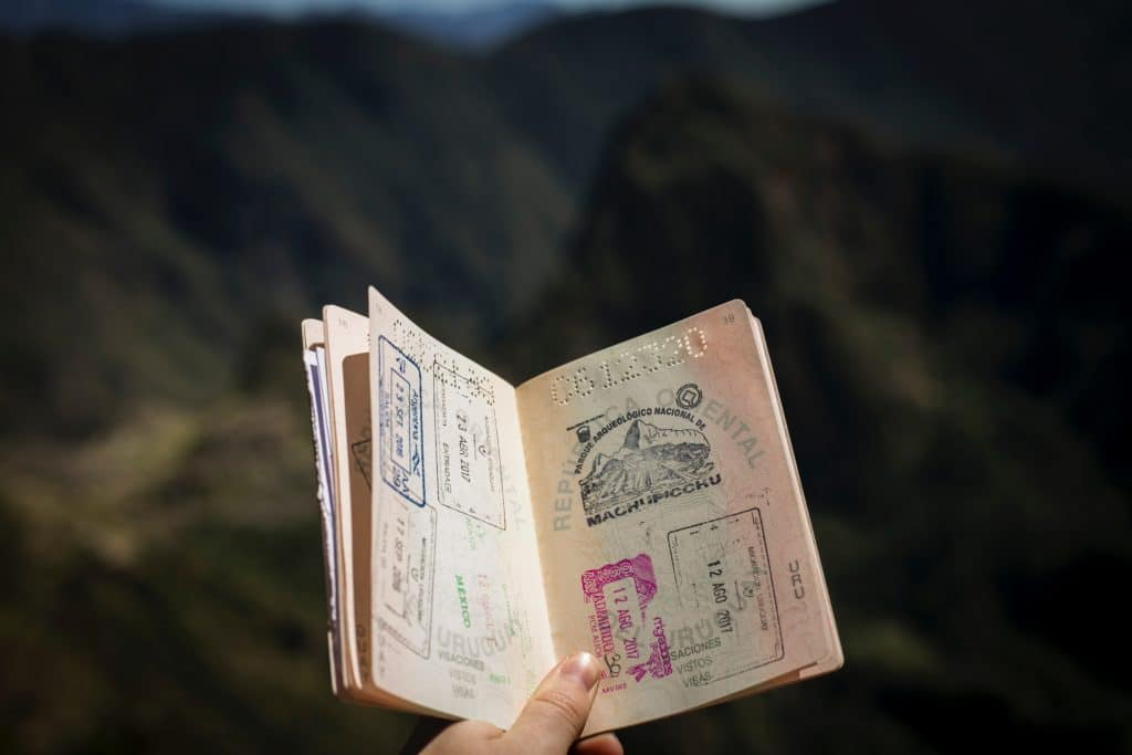 keep your passport safe with travel insurance