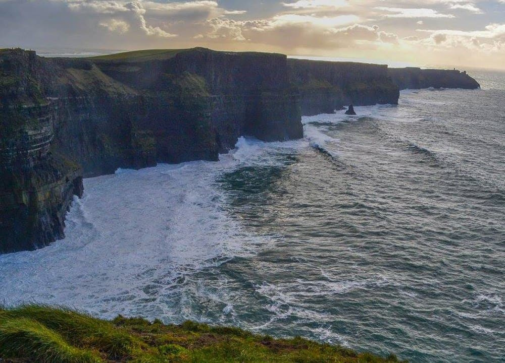 Cliffs of Moher, Ireland by Allan