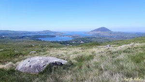 Connemara National Park by Claire