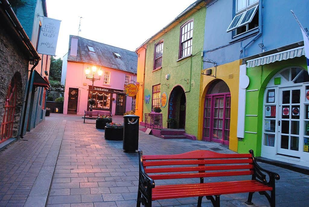Kinsale, Ireland by Christina