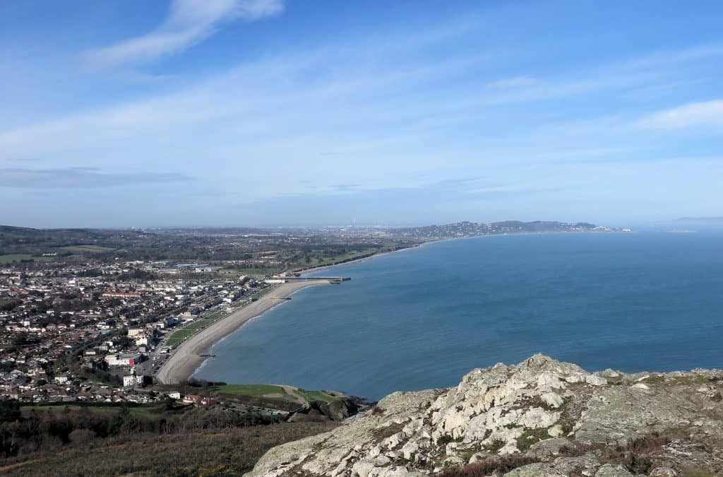Bray Head, Wicklow by Sinead