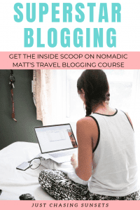 Get the inside scoop with this Superstar Blogging Review. Learn who the course is (and isn't) for, what you'll learn, and if it's right for you!