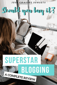 A complete Superstar Blogging review. Find out if you should buy Nomadic Matt's travel blog course