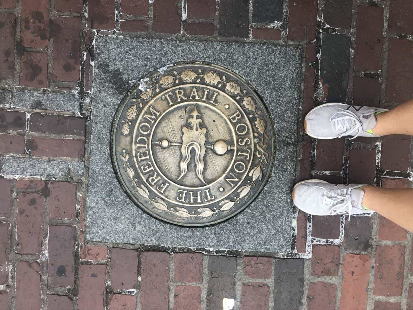 Walk the Freedom Trail in Boston