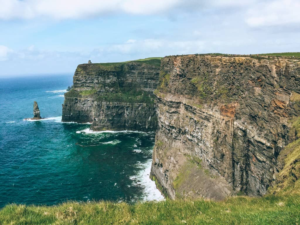 Stunning Cliffs of Moher