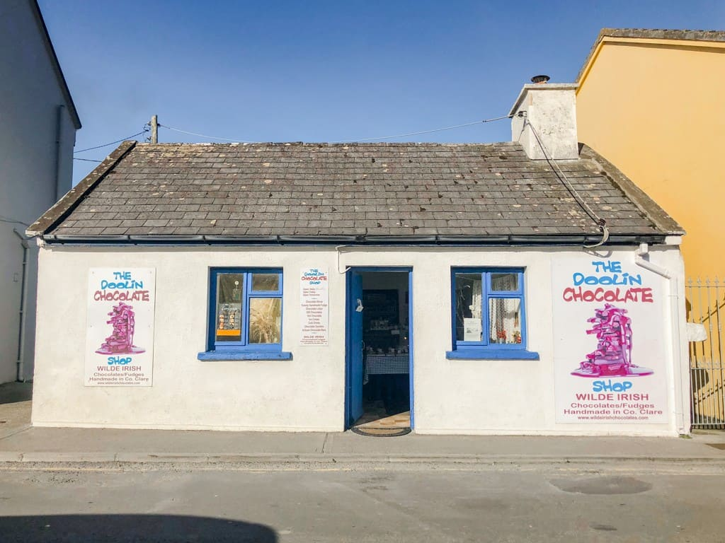 Doolin Wild Chocolate Shop