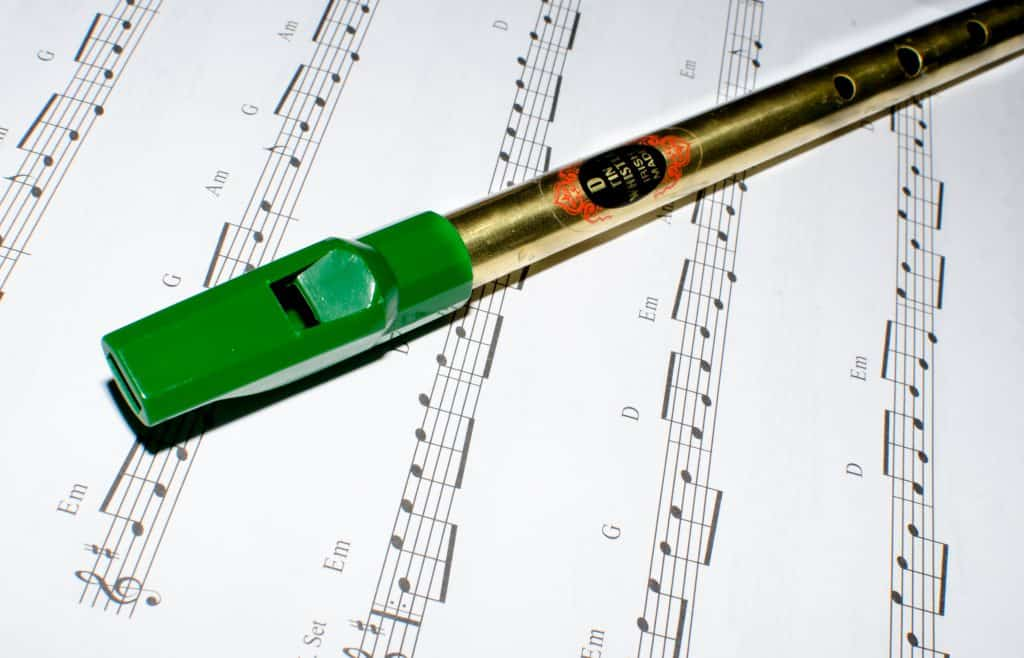 Irish Gift Idea: Irish Tin Whistle