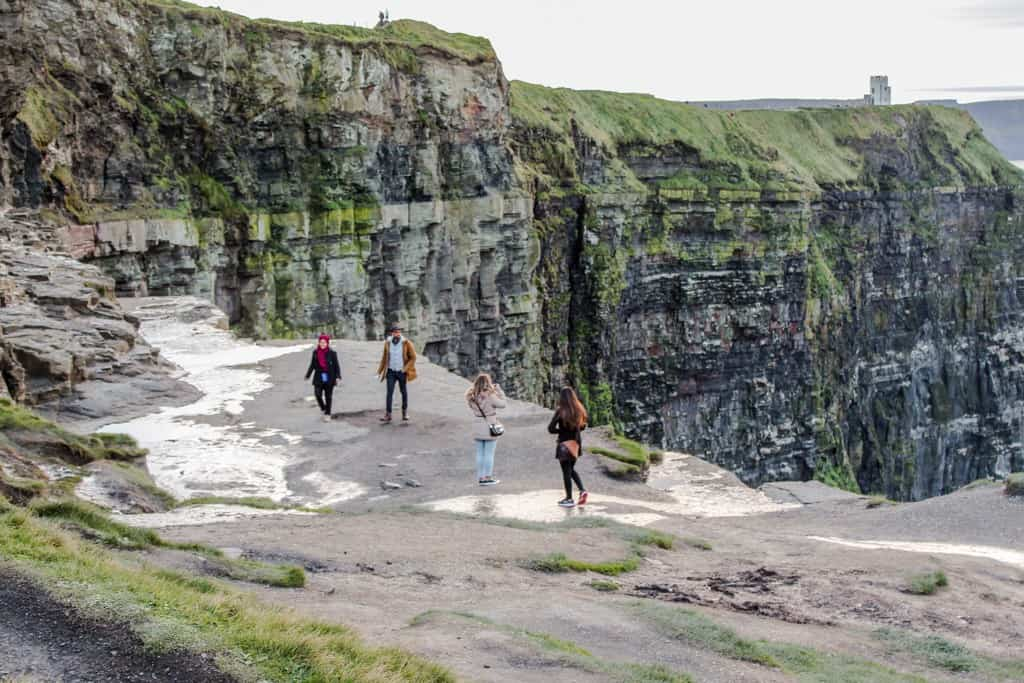 Mistakes to avoid at the Cliffs of Moher