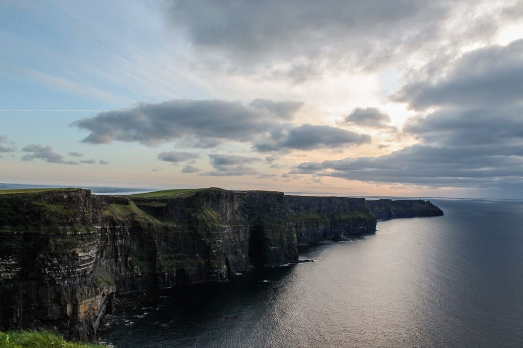 Doolin to Cliffs of Moher Cliff Walk