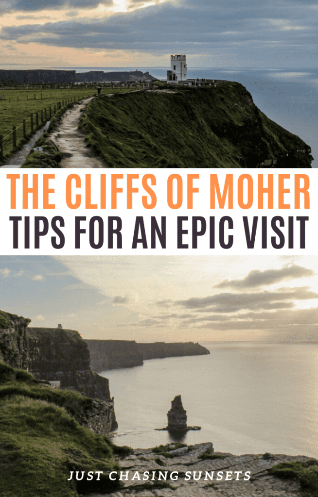 tips for an epic visit to the Cliffs of Moher