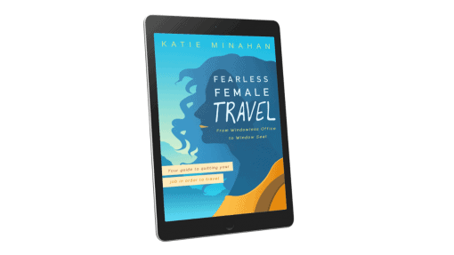 Fearless Solo Female Travel