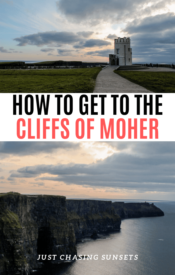 how to get to the Cliffs of Moher