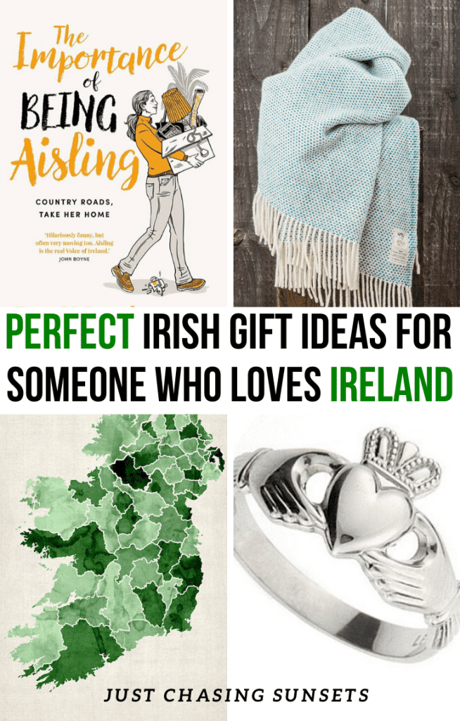 perfect Irish gift ideas for someone who loves Ireland
