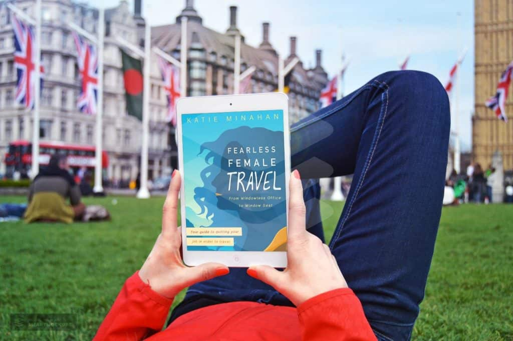 Fearless Female Travel eBook