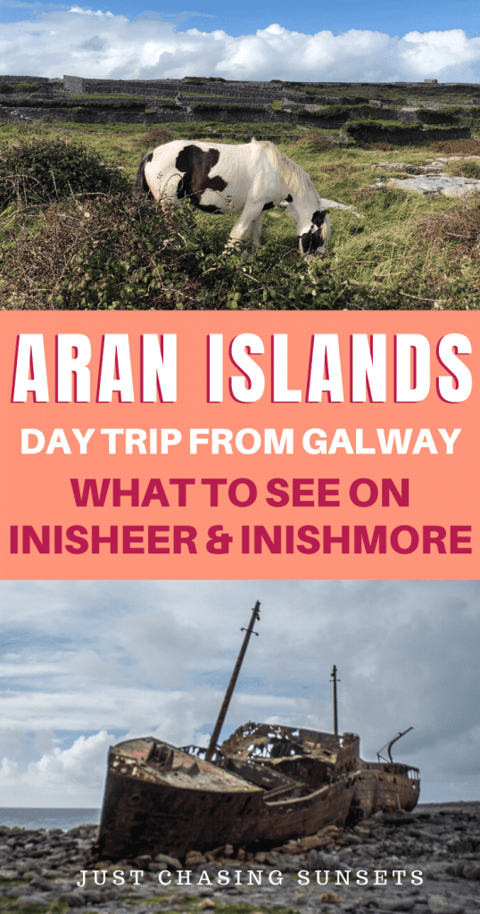 Aran Islands day trip from Galway