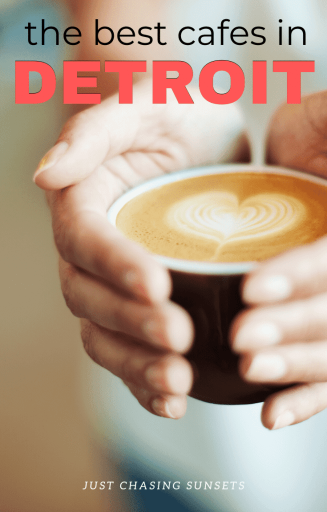 The best cafes in Detroit
