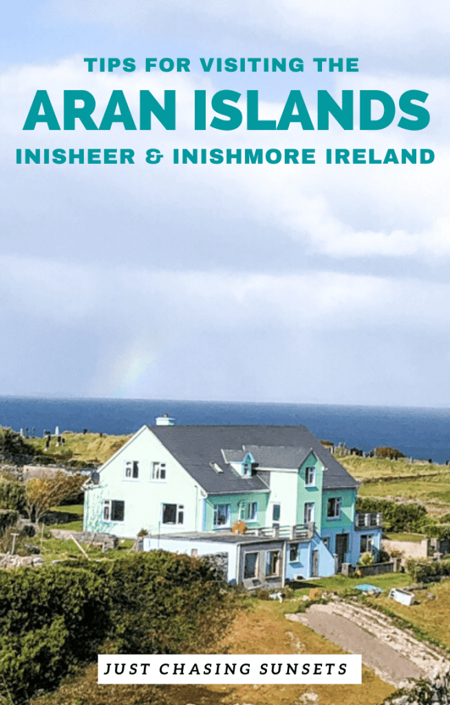 Tips for visiting the Aran Islands