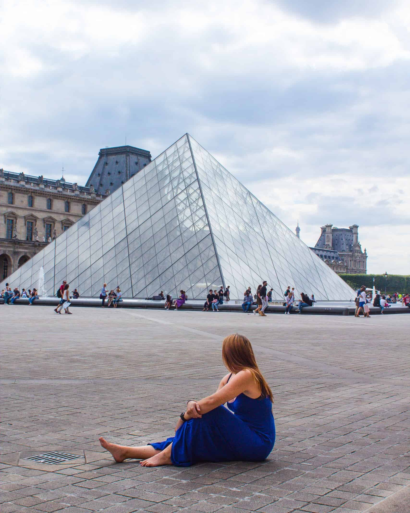 Explore the Louvre from home during Coronavirus