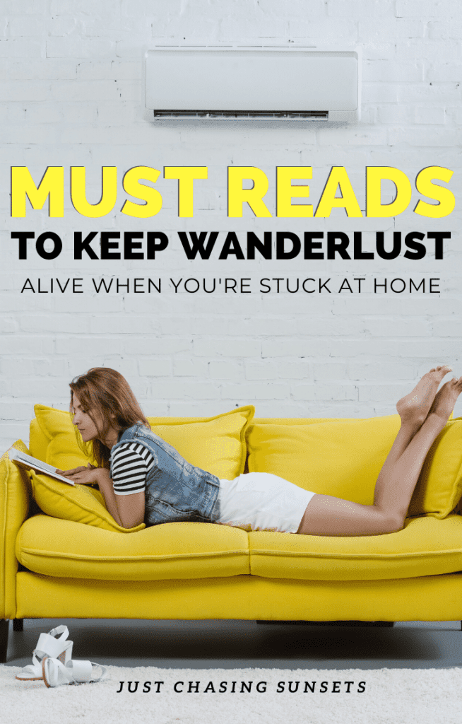 Must reads to keep the wanderlust alive