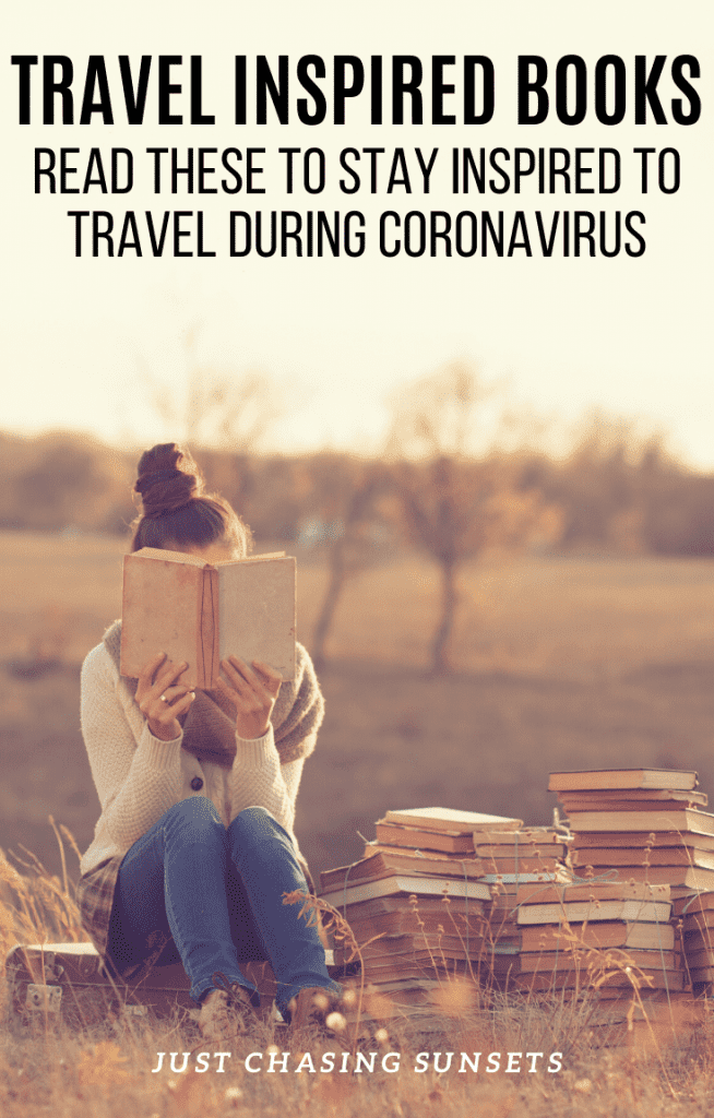 Travel Inspired Books