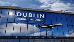 how to get from the Dublin Airport to city center