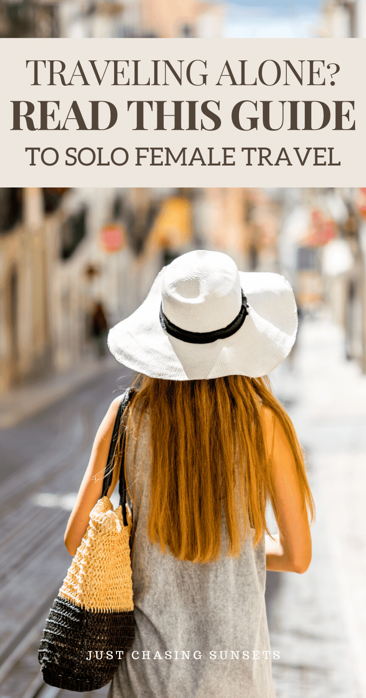 Read this guide to solo female travel