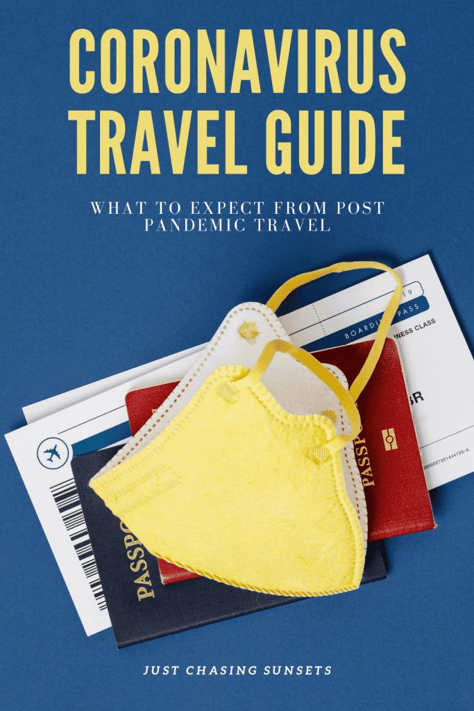 Coronavirus travel guide