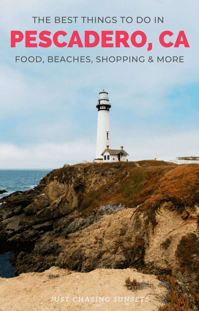 The best things to do in Pescadero, CA