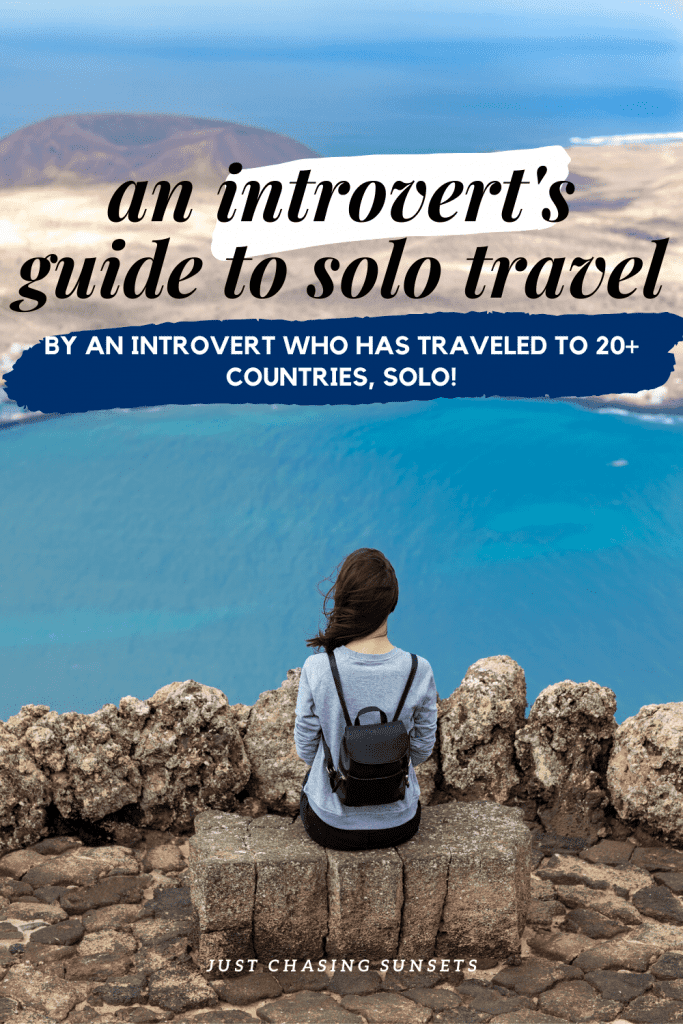 An intovert's guide to solo travel