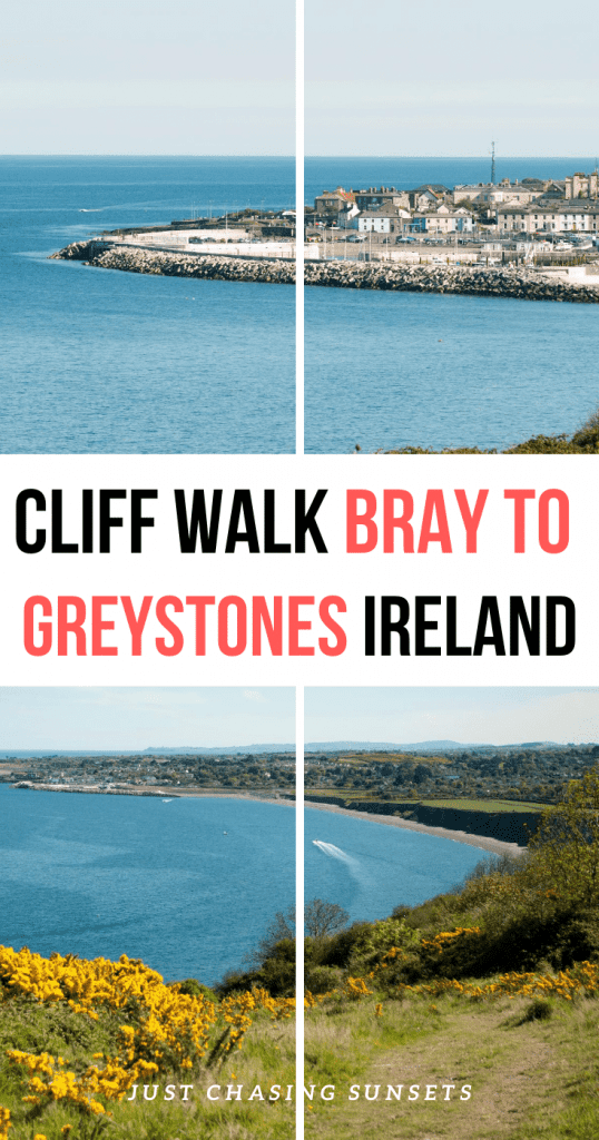 Cliff walk Bray to Greystones