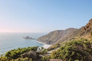 hikes in Pacifica
