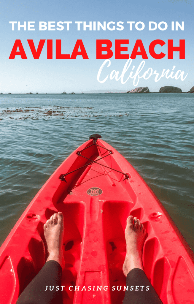 The best things to do in Avila Beach, California