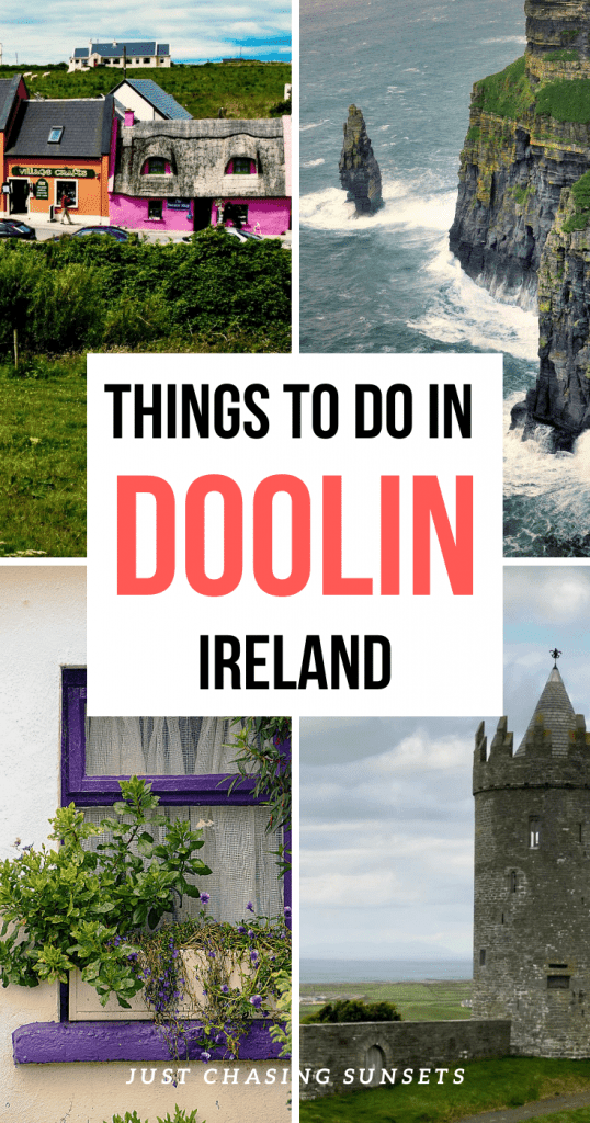 Things to do in Doolin Ireland