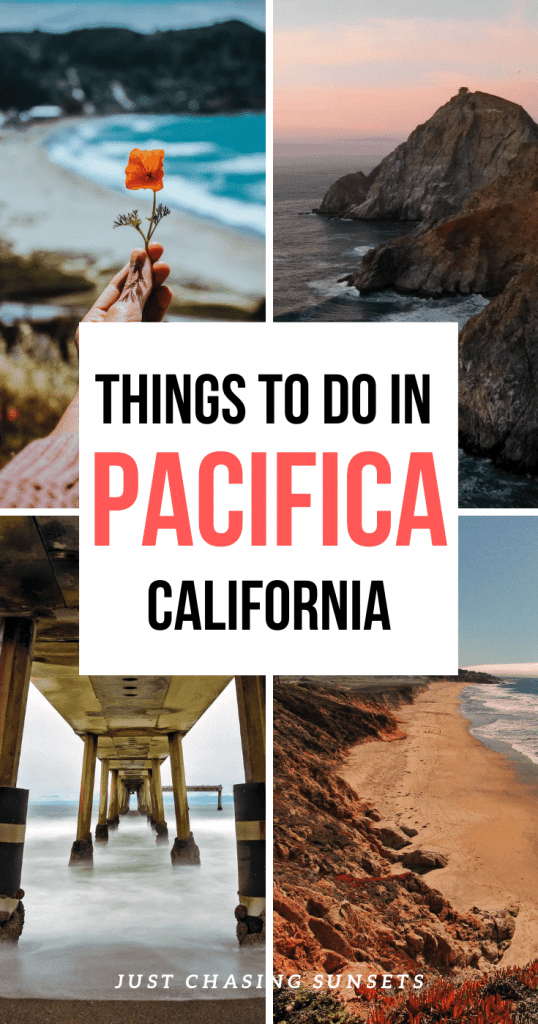 Things to do in Pacifica California