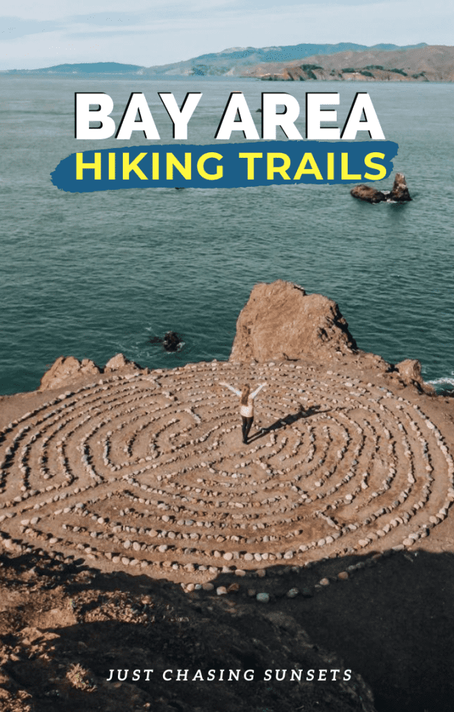 Bay Area hiking trails